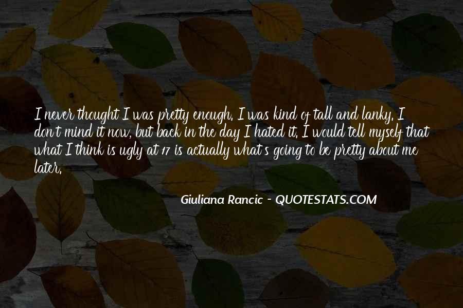 Giuliana Rancic Quotes #407510