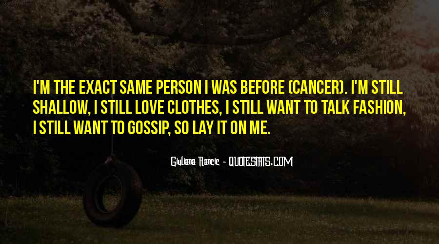 Giuliana Rancic Quotes #898931