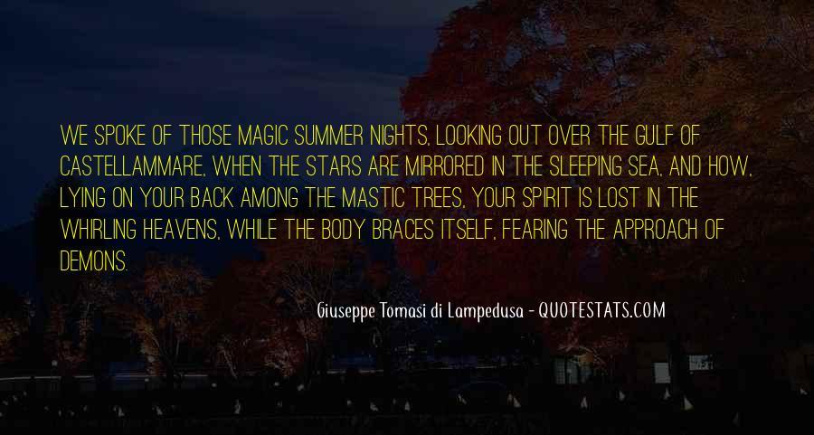 Giuseppe Tomasi Di Lampedusa Quotes #1062662