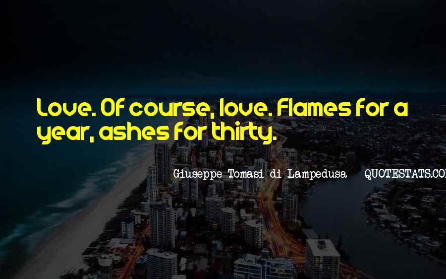 Giuseppe Tomasi Di Lampedusa Quotes #1847624