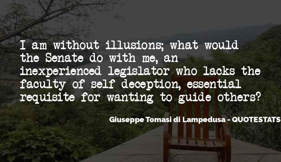 Giuseppe Tomasi Di Lampedusa Quotes #511157