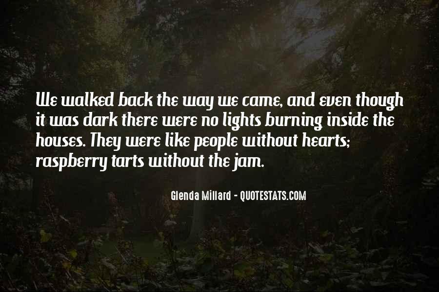 Glenda Millard Quotes #1082578