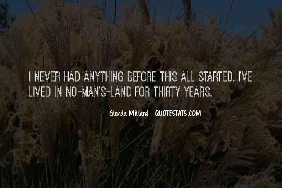 Glenda Millard Quotes #1213238