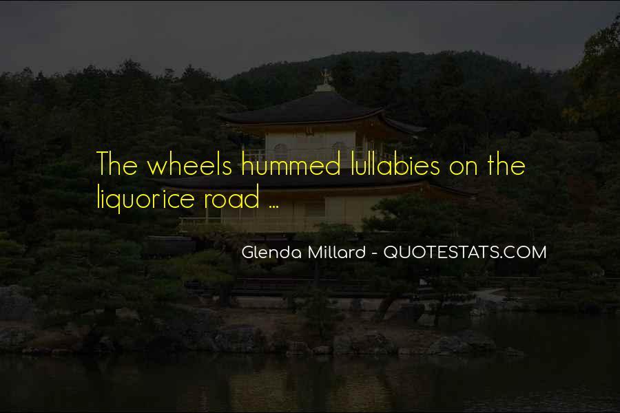 Glenda Millard Quotes #1258401