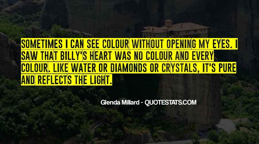 Glenda Millard Quotes #1264705