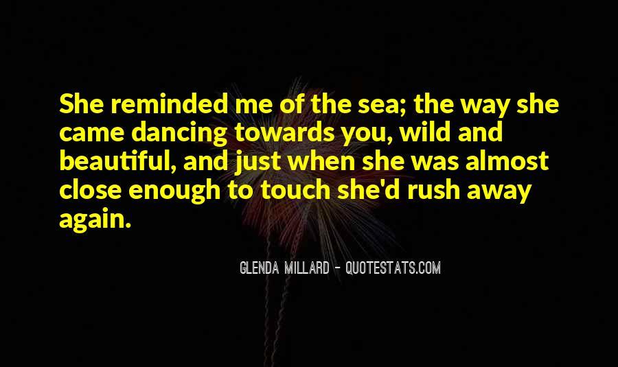 Glenda Millard Quotes #1739509