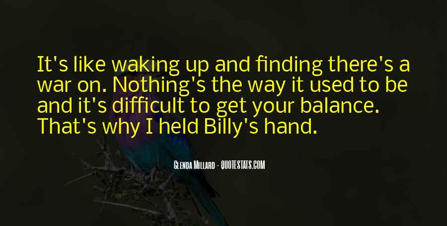 Glenda Millard Quotes #238605