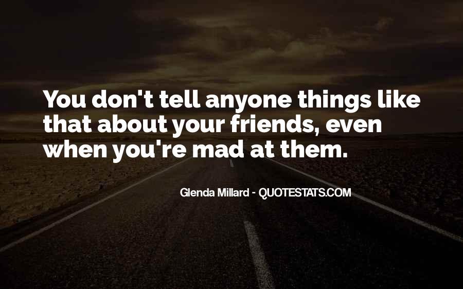 Glenda Millard Quotes #376242