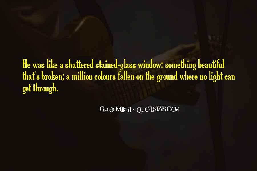 Glenda Millard Quotes #455991