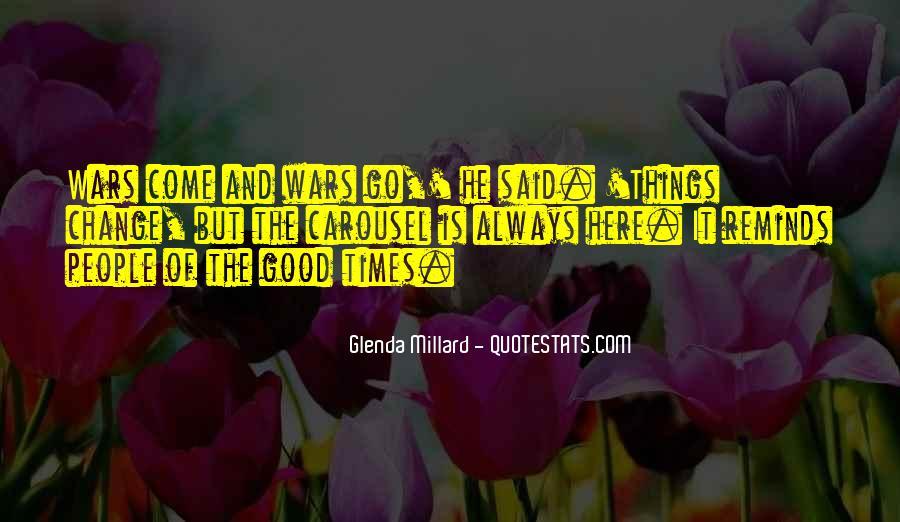 Glenda Millard Quotes #721299