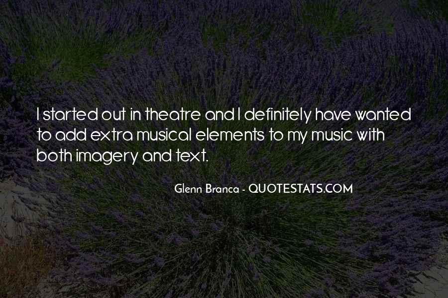 Glenn Branca Quotes #1628046