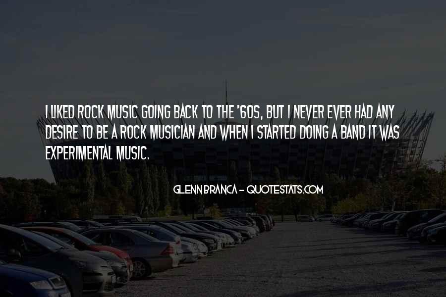 Glenn Branca Quotes #385010