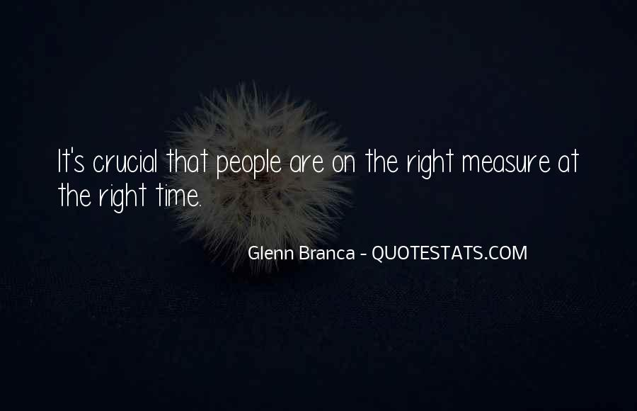 Glenn Branca Quotes #393346