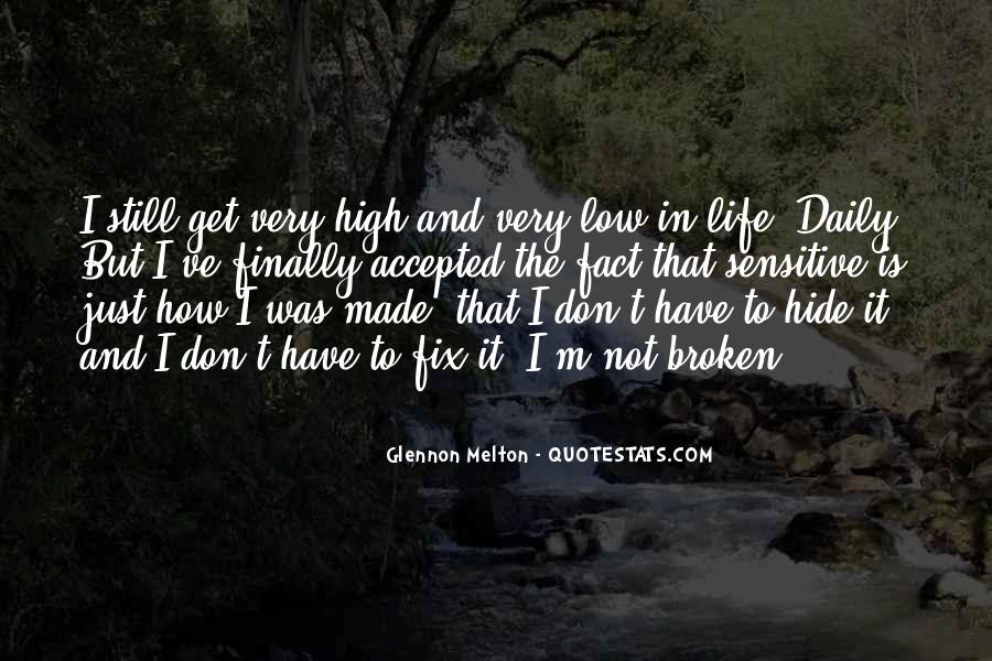 Glennon Melton Quotes #1060569