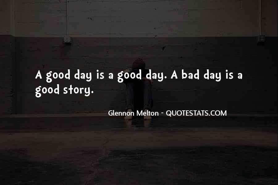 Glennon Melton Quotes #1078809