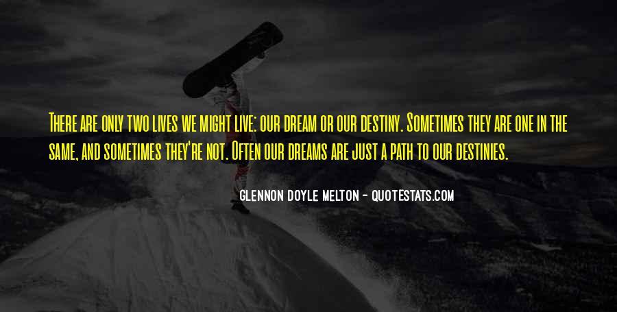 Glennon Melton Quotes #122158