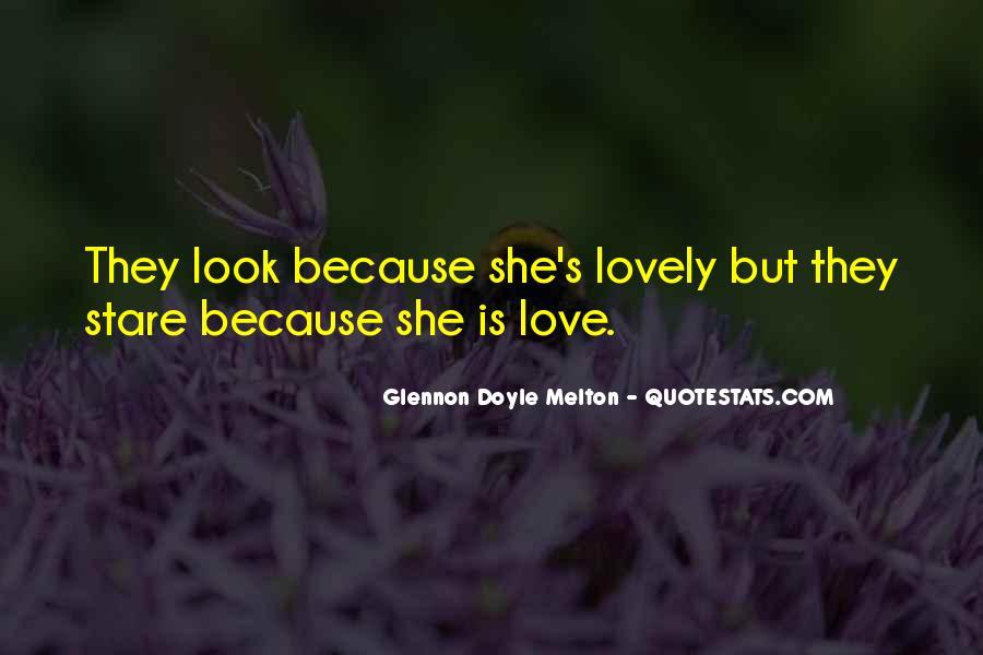 Glennon Melton Quotes #149868