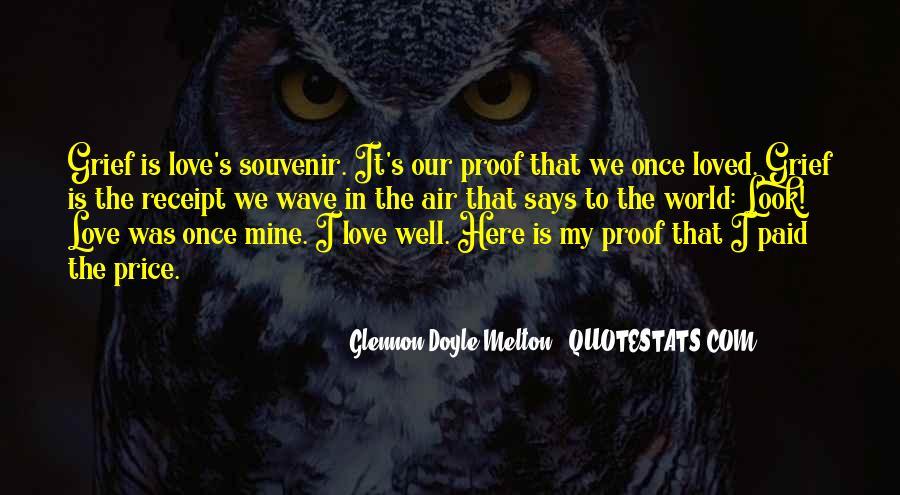 Glennon Melton Quotes #186516