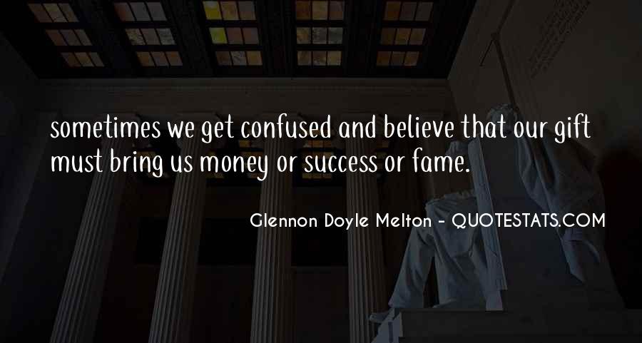 Glennon Melton Quotes #268095