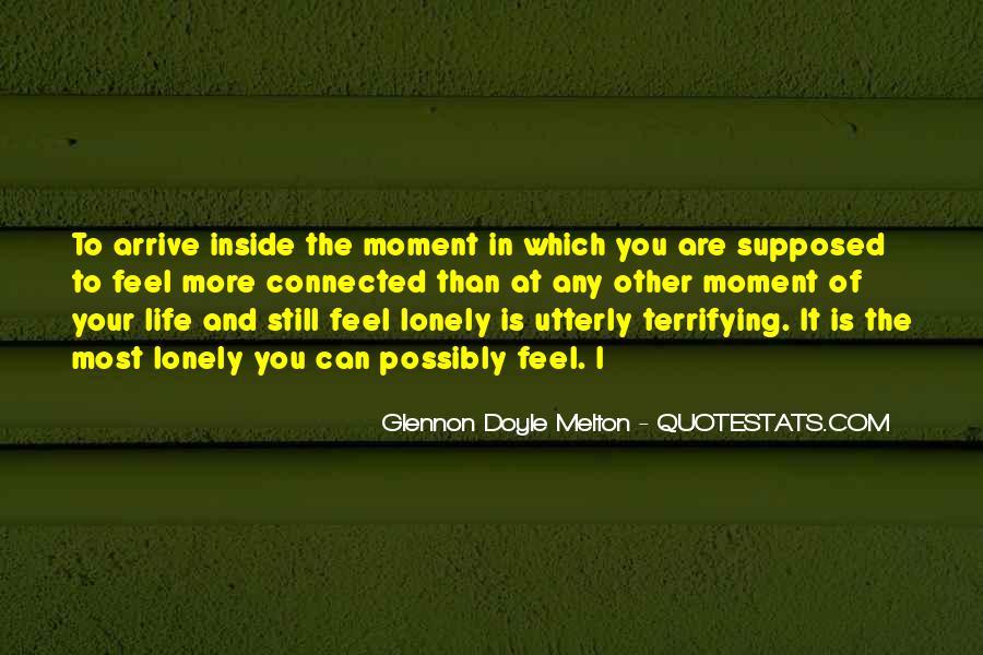 Glennon Melton Quotes #273262