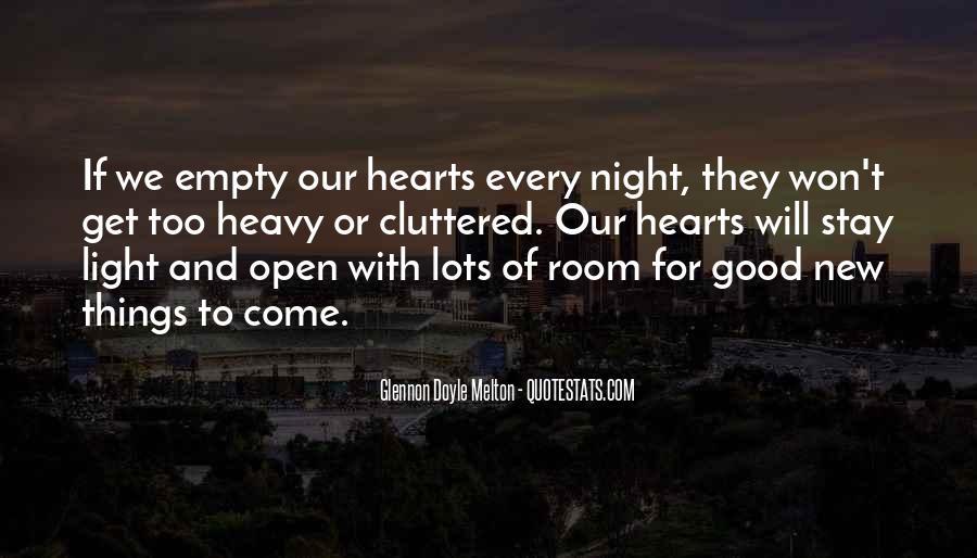Glennon Melton Quotes #291091