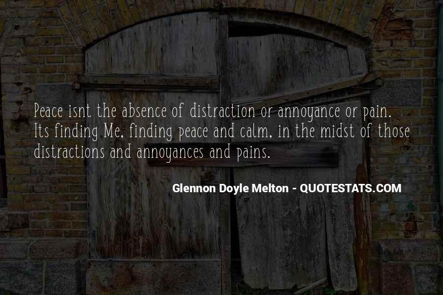 Glennon Melton Quotes #312235