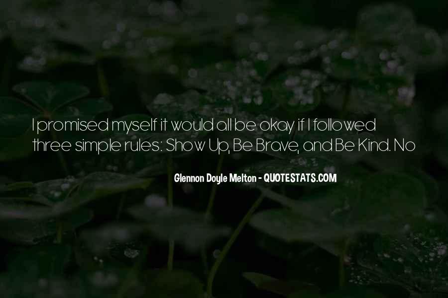 Glennon Melton Quotes #353561