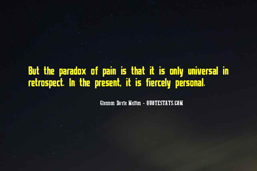 Glennon Melton Quotes #378146