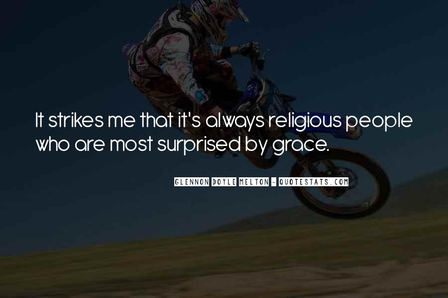 Glennon Melton Quotes #486697