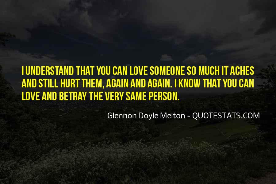 Glennon Melton Quotes #621988