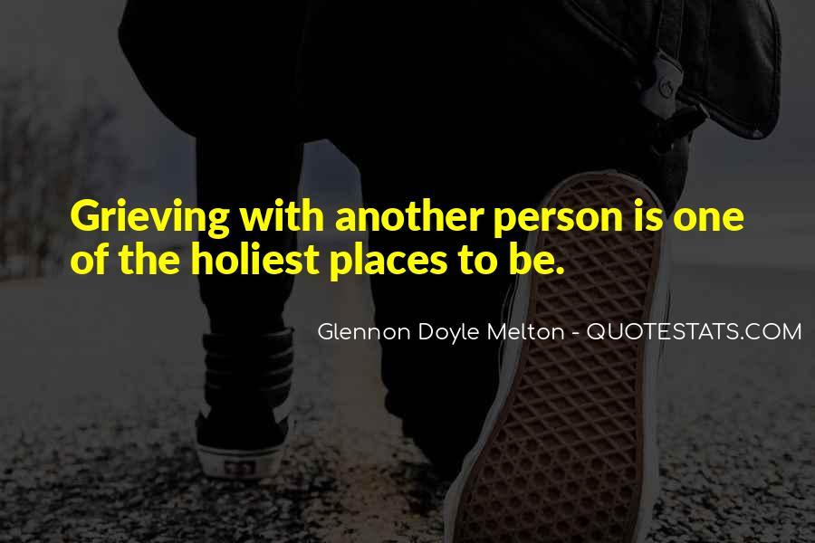 Glennon Melton Quotes #662818