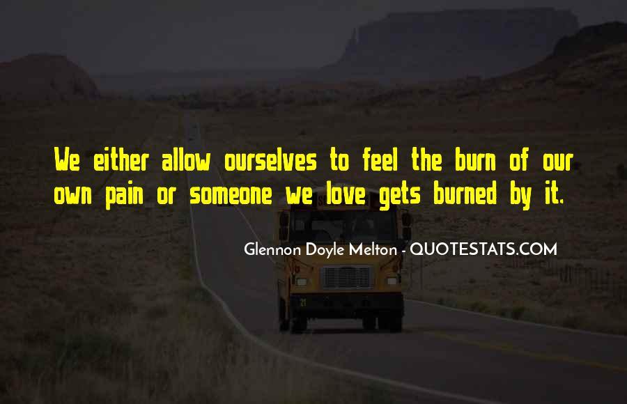 Glennon Melton Quotes #672984