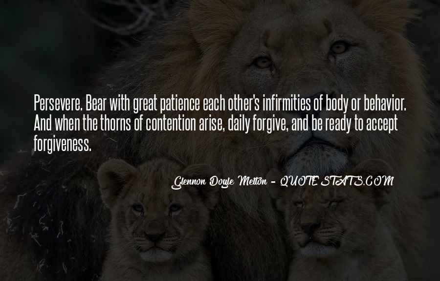 Glennon Melton Quotes #703387
