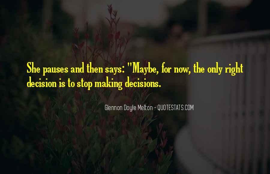 Glennon Melton Quotes #766618