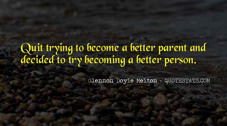 Glennon Melton Quotes #778184