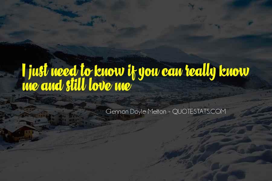 Glennon Melton Quotes #821374