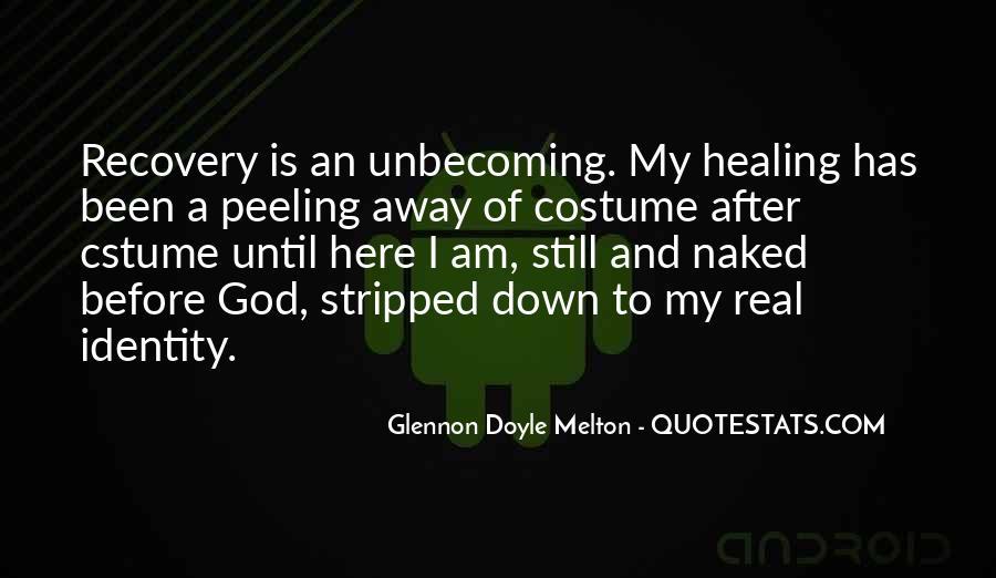 Glennon Melton Quotes #841249