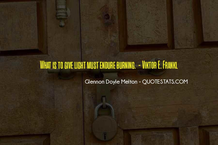 Glennon Melton Quotes #849982