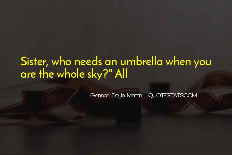 Glennon Melton Quotes #902718
