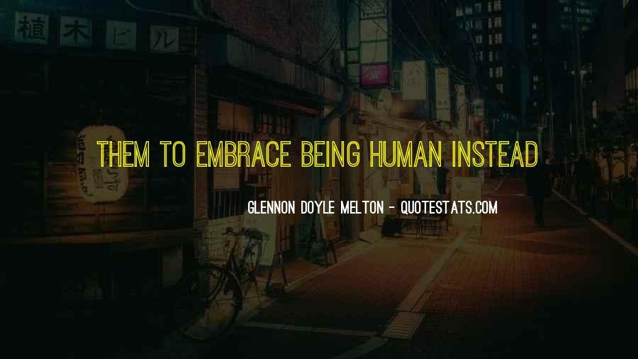 Glennon Melton Quotes #973882