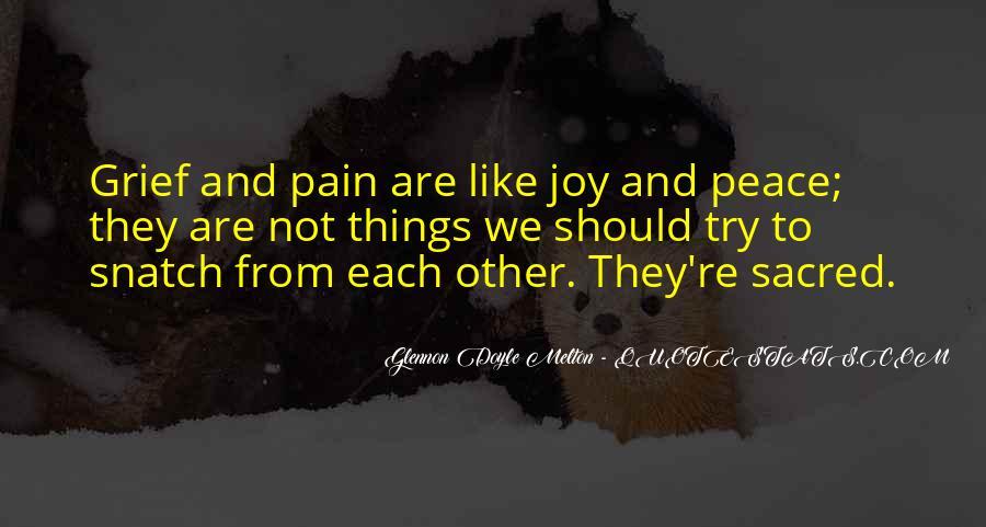 Glennon Melton Quotes #98444