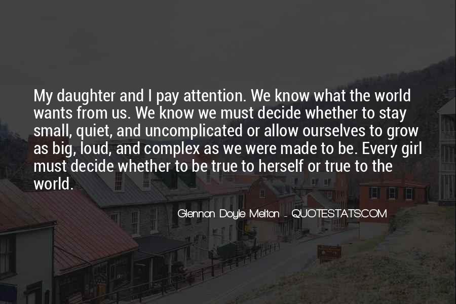 Glennon Melton Quotes #986799