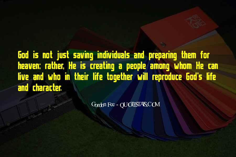 Gordon Fee Quotes #123681