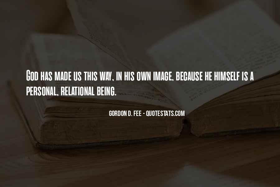 Gordon Fee Quotes #334422