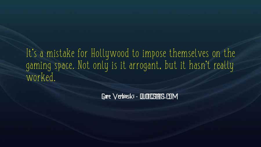 Gore Verbinski Quotes #1091572