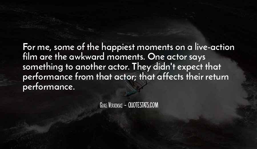 Gore Verbinski Quotes #1210497