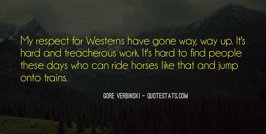 Gore Verbinski Quotes #1490856