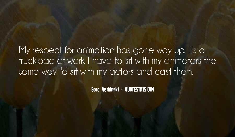 Gore Verbinski Quotes #161347