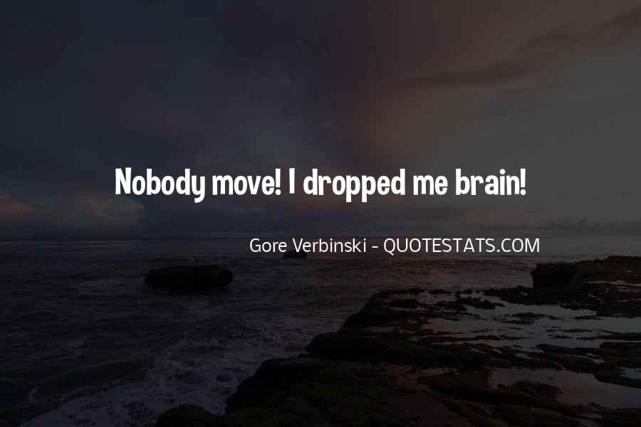 Gore Verbinski Quotes #200151