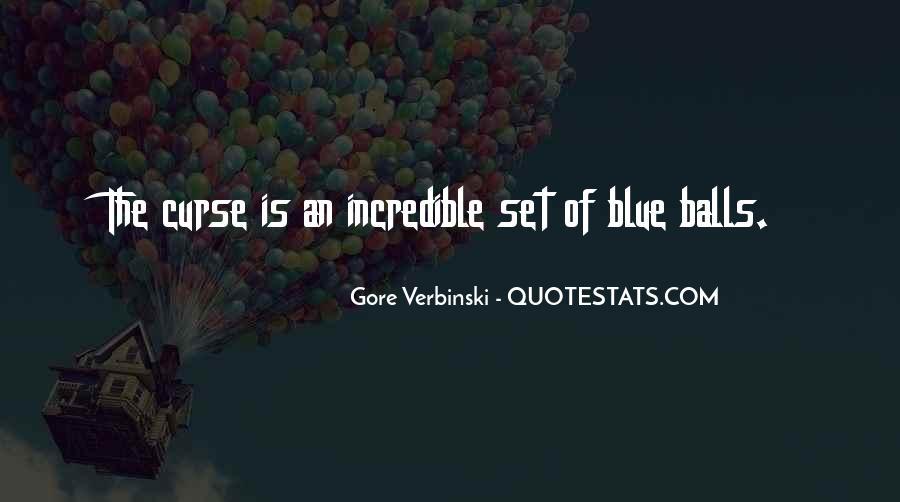 Gore Verbinski Quotes #227655